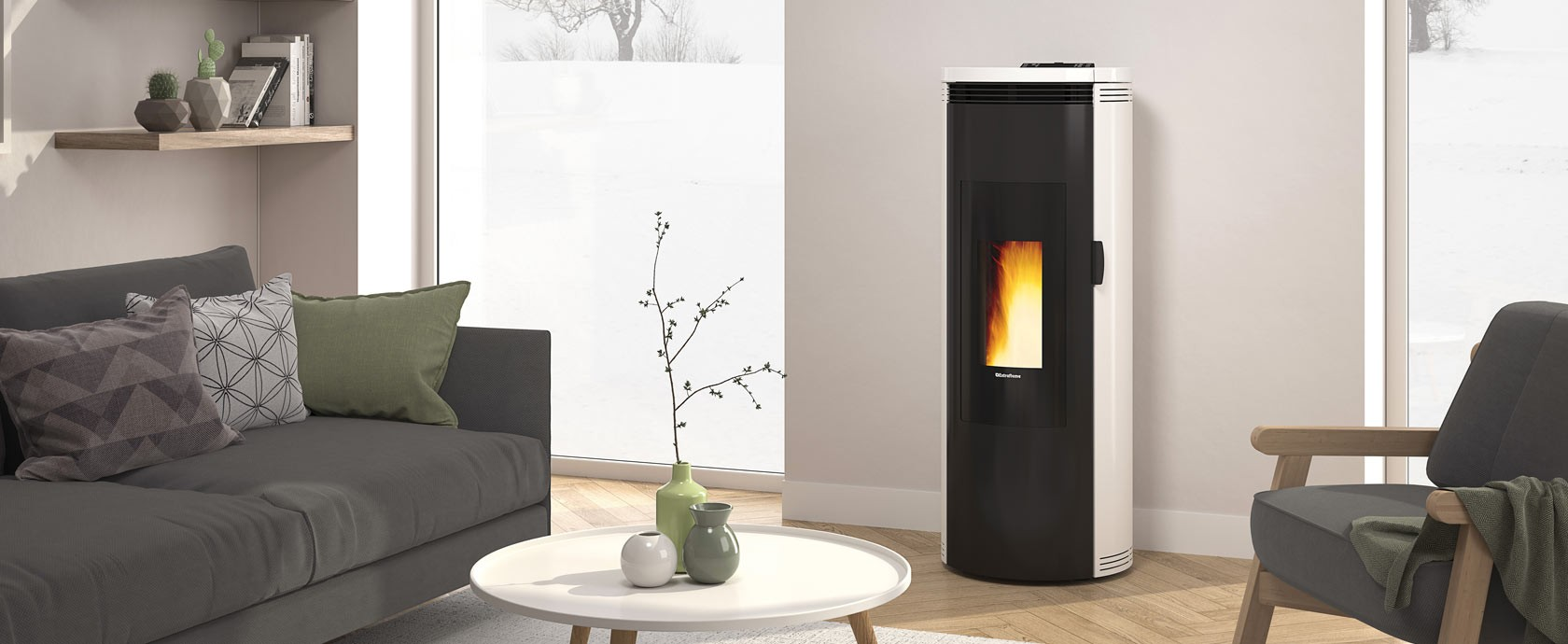 New pellet stoves 2019